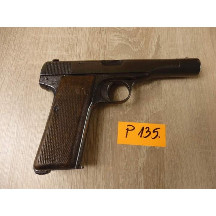 PISTOLET BROWNING FN 10/22, KAL. 7,65 MM [P135]