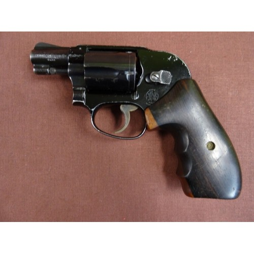 Rewolwer Smith & Wesson mod.38, kal.38Specjal [G91]