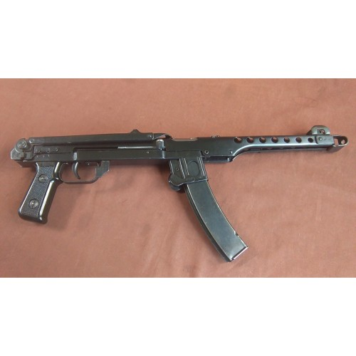 Pistolet samopowtarzalny PPS-43,kal.7.62x25, 1955rok (A1)