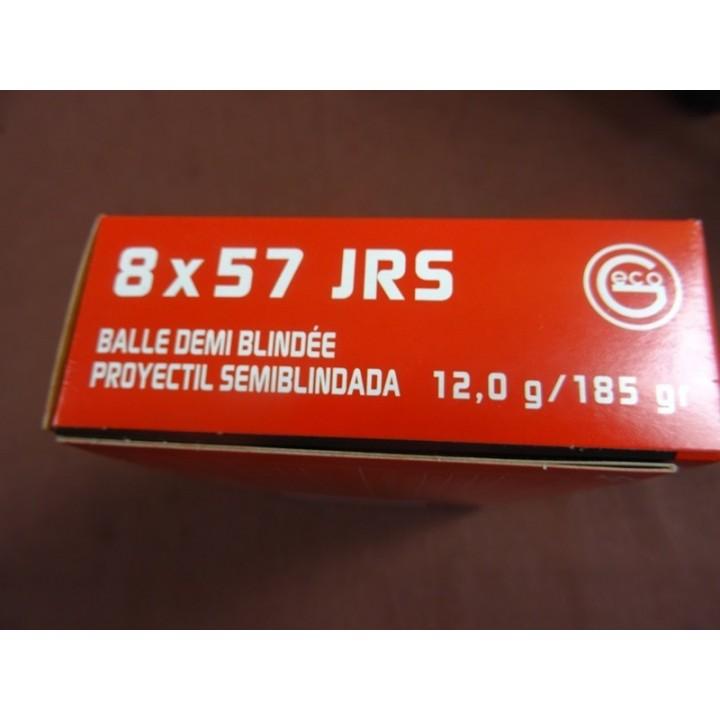 AMUNICJA  8 x57 JS PLUS , 12,7 g , GECO