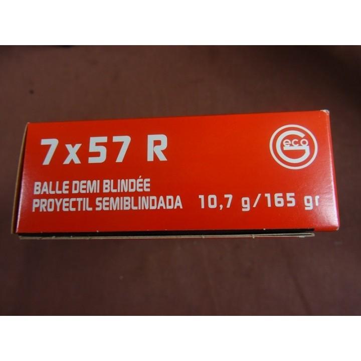 AMUNICJA  7X57 10,7 g , GECO