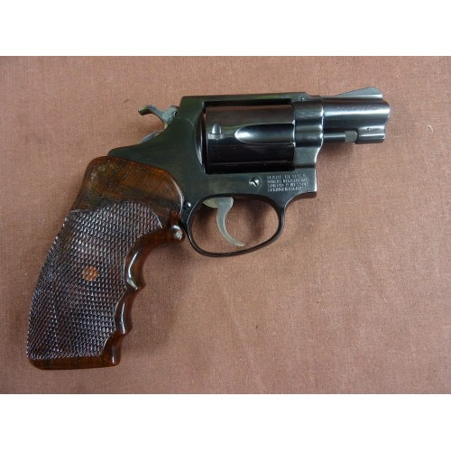 Rewolwer Smith & Wesson, mod.36, kal.38Specjal [G128]