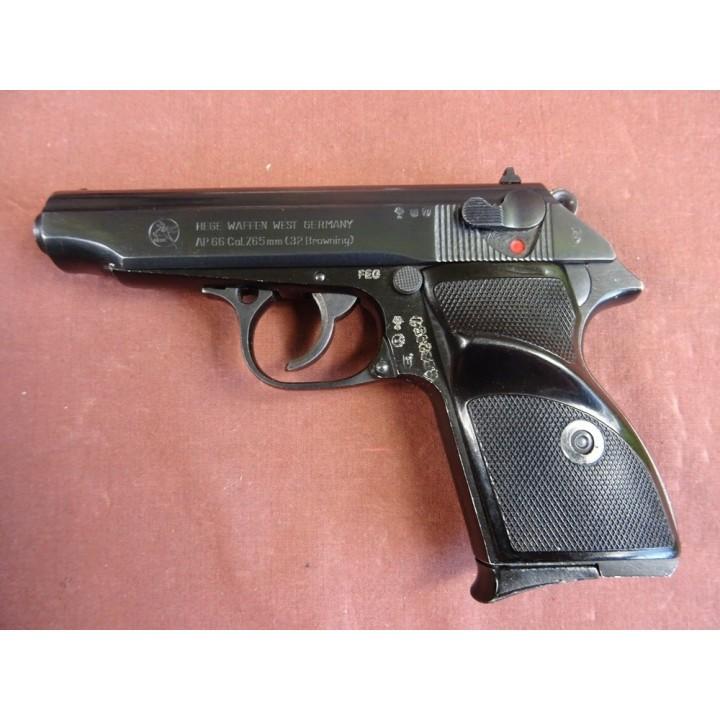 Pistolet Hege AP66, kal.7.65mm [C430]