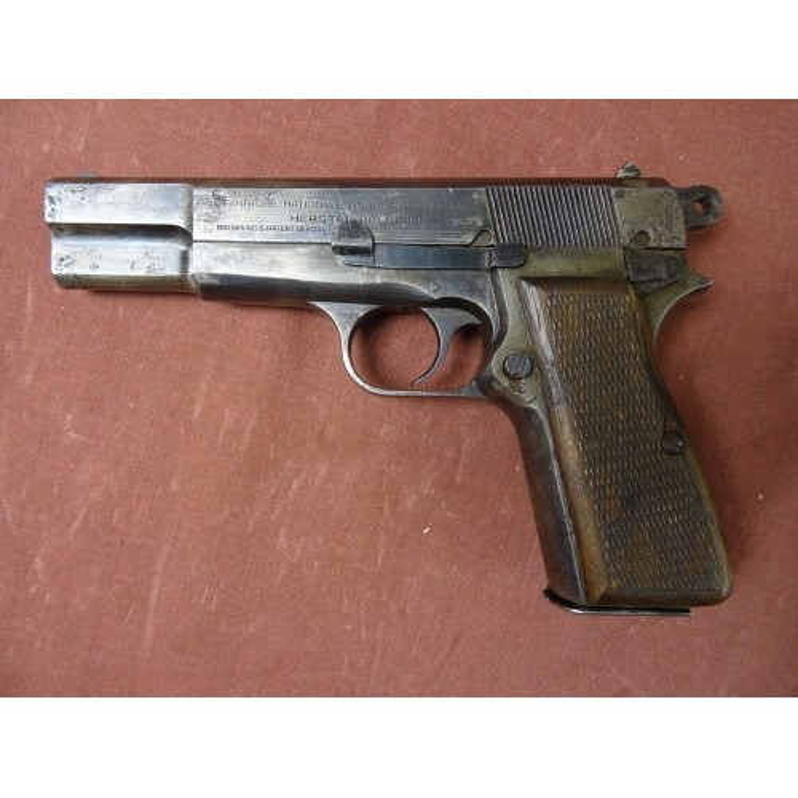 Pistolet FN Browning Herstal, kal.9mm Para [C483]