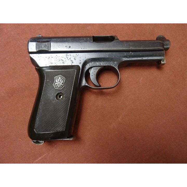 Pistolet Mauser mod.14/34, kal.7.65mm [C476]