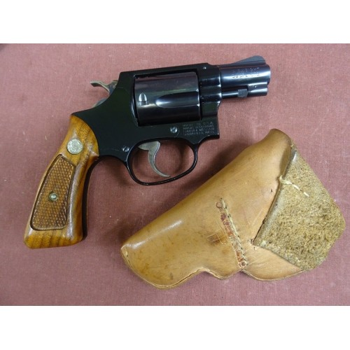 Rewolwer Smith&Wesson mod.37, kal.38Specjal  [G159]