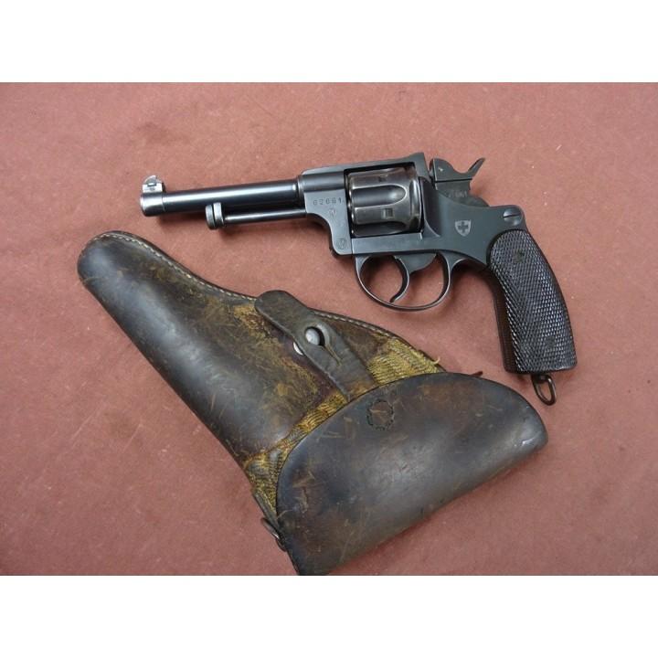 Rewolwer szwajcarski model 1882/29, kal.7,5x22.5Rmm [G165]
