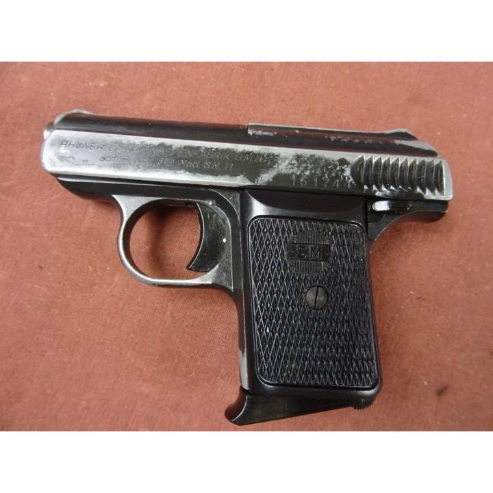 Pistolet Rohner mod.S.M.11, kal.6,35mm [C564]