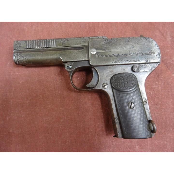 Pistolet Dreyse M1907, kal.7,65mm [C324]