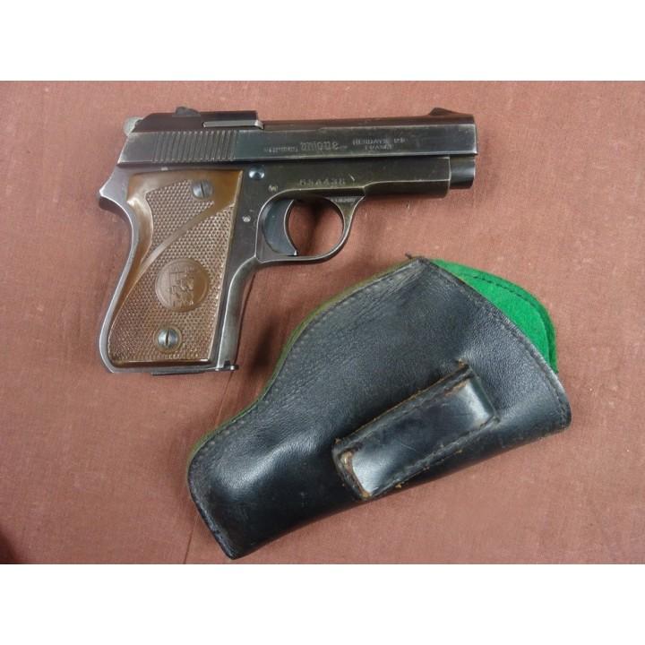 Pistolet Unique, mod.L, kal.7,65mm [C543]