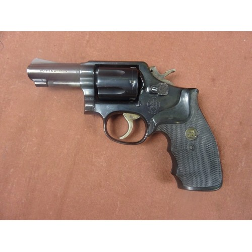 Rewolwer Smith & Wesson, mod.10-7, kal.38 S&W [G204]
