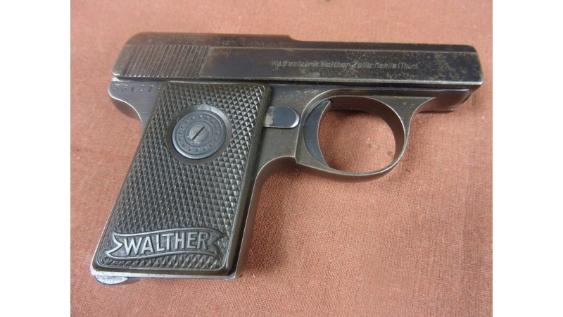 Pistolet Walther P9, kal.6,35mm [C608]