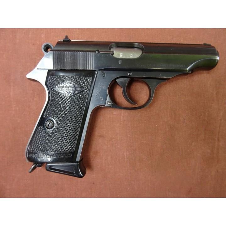 Pistolet Manurhin, Walther PPK, kal.7.65mm [C665]