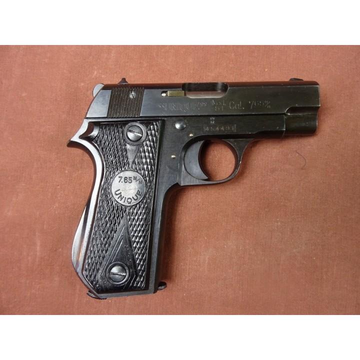 Pistolet Unique model 51, kal.7,65mm [C631]
