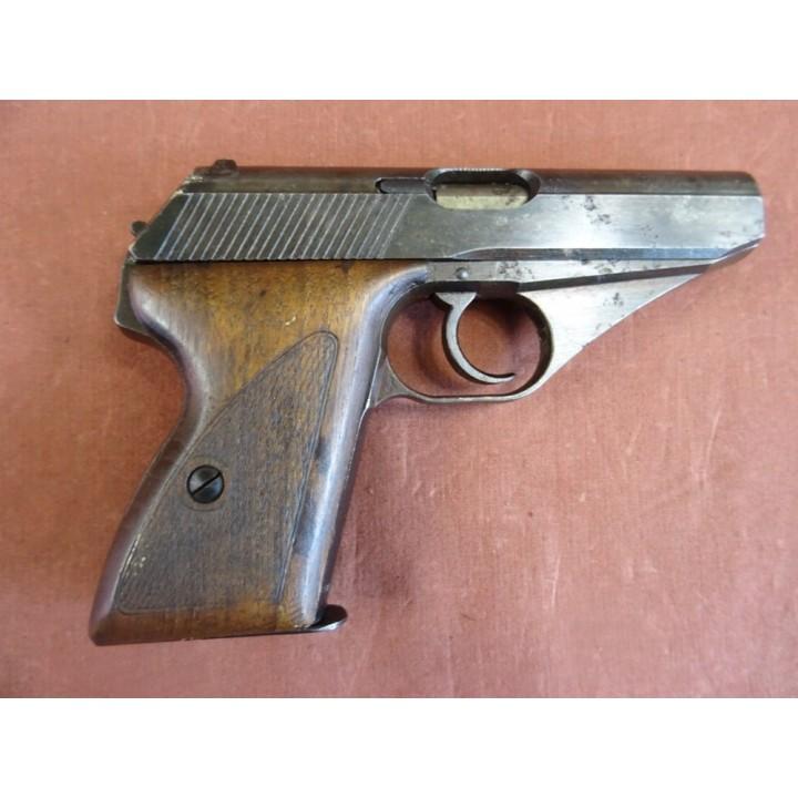 Pistolet Mauser HSC, kal.7,65mm [C722]
