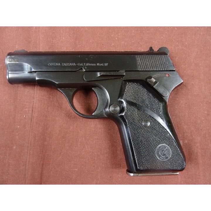 Pistolet Zastava M67, kal.7.65mm [c778]