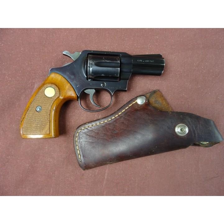 Rewolwer Mauser Werke, kal.38 Specjal [G201]