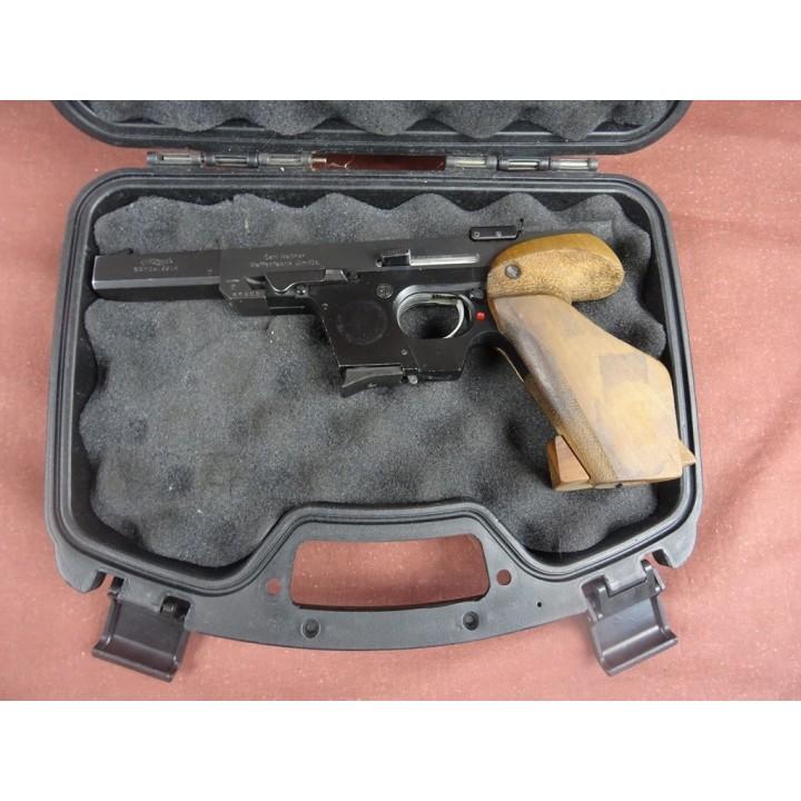 Pistolet Walther GSP, kal.22lr [Z360]