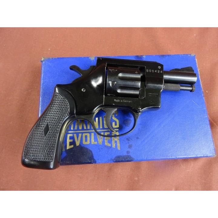 Rewolwer Arminius HW68, kal.22 Magnum [G139]