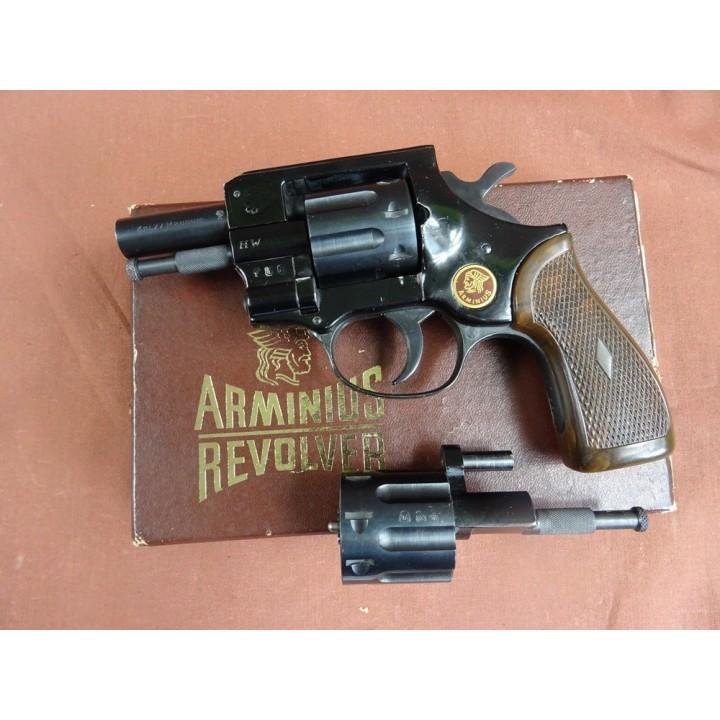 Rewolwer Arminius HW68, kal.22Magnum + 22lr, [Z373]
