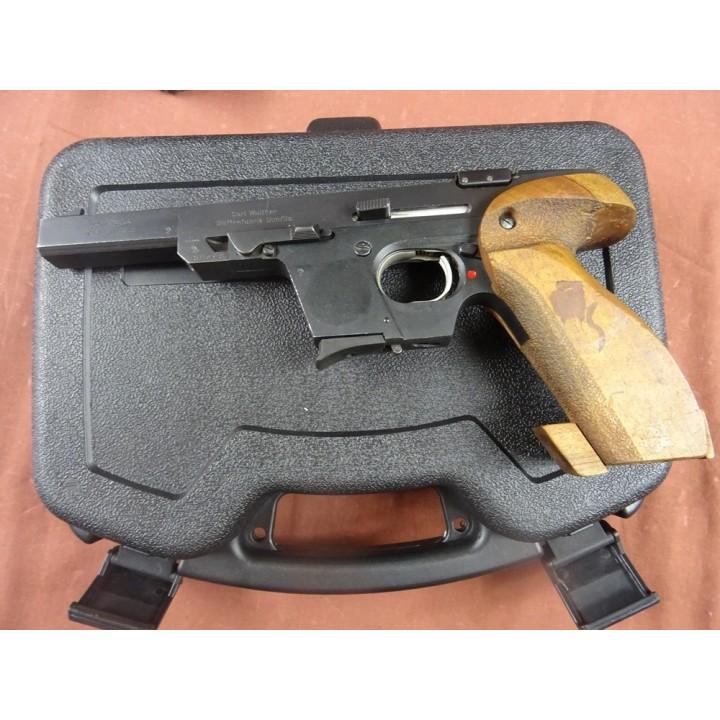 Pistolet Walther GSP, kal.22lr [Z464]