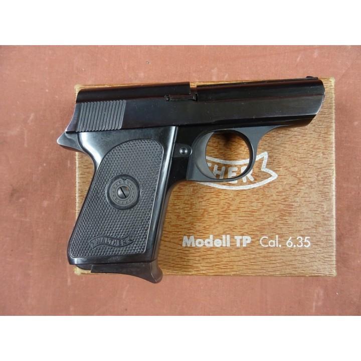 Pistolet Walther TP, kal.6,35mm [C713]