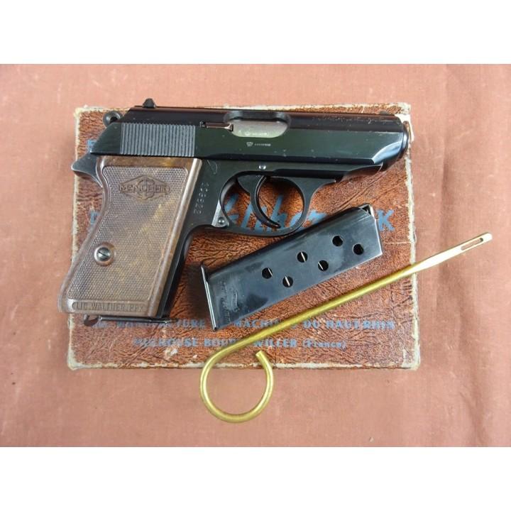 Pistolet Manurhin, kal.7,65mm [C729]