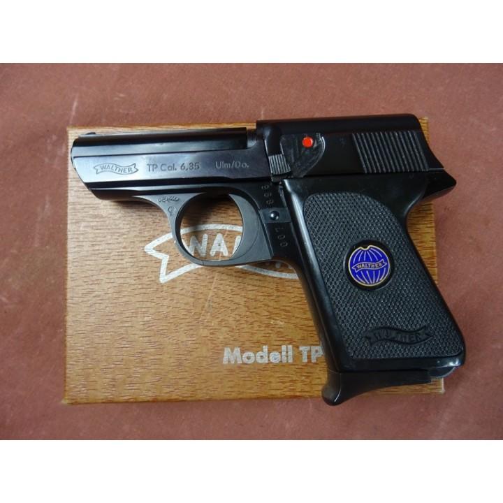 Pistolet Walther TP,kal.6,35mm [C714]