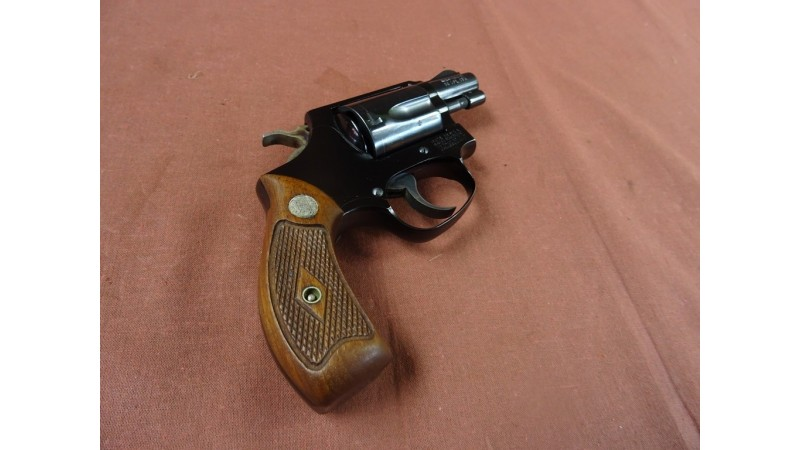 Rewolwer Smith & Wesson, kal.38 Spec. [G241]