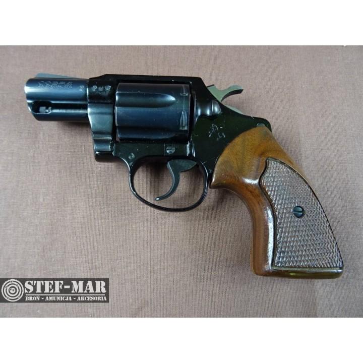 Rewolwer centralny zaplon Colt Cobra, kal. .38 SP [G239]