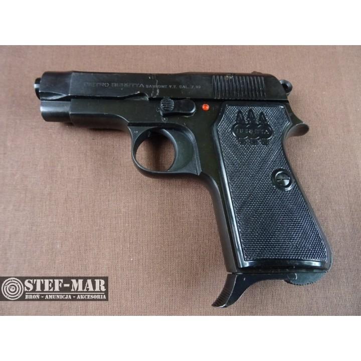 Pistolet centralny zaplon Beretta, kal. 7,65 BR [C808]