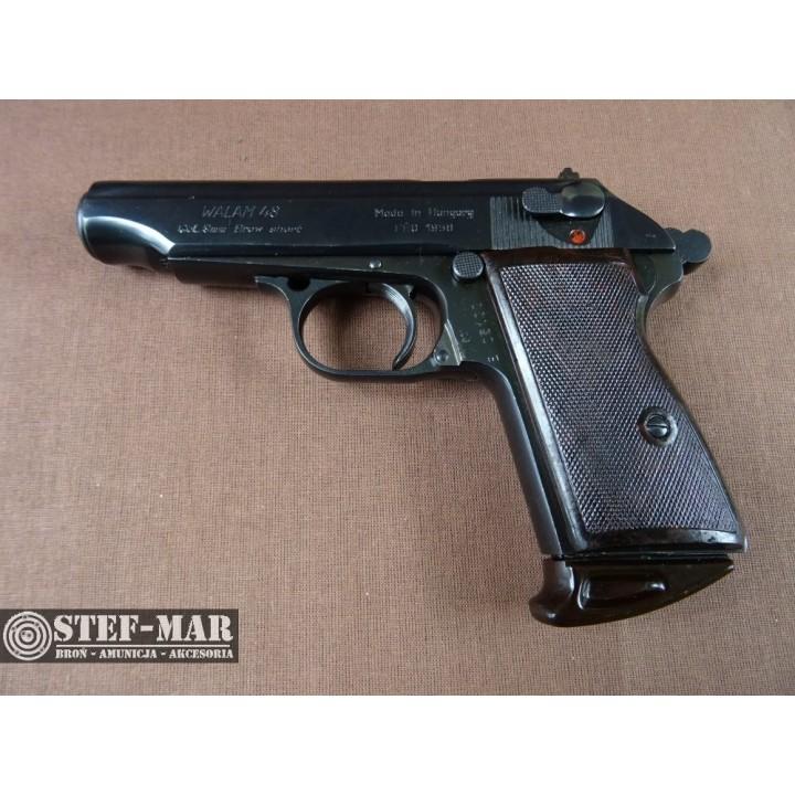 Pistolet centralny zaplon Walam 48, kal. 9mm Br [C531]