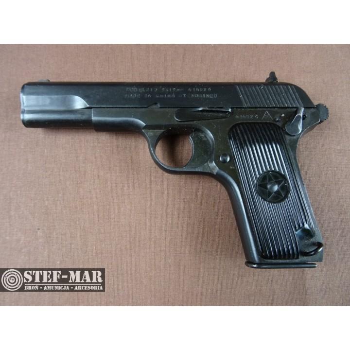 Pistolet centralny zaplon Norinco 213, kal. 9mm PARA [C528]