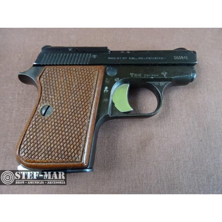 Pistolet centralny zaplon Tanfoglio-Gardone GT27, kal. 6,35mm [C893]