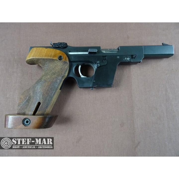 Pistolet boczny zaplon Walther GSP, kal. .22 Long Rifle [Z527]