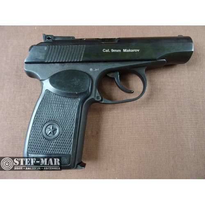 Pistolet centralny zaplon Baikal IJ70-18A, kal. 9mm Mak. [C810]