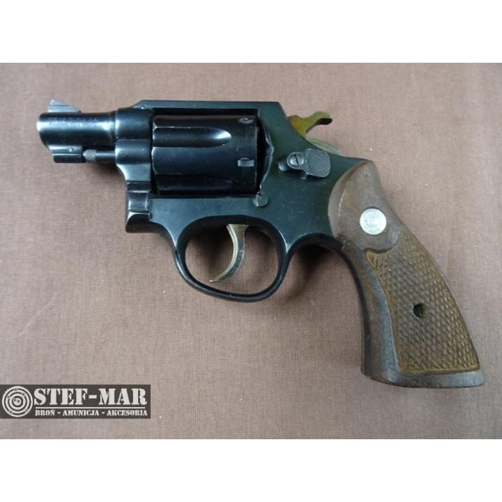 Rewolwer centralny zaplon Taurus 5/79, kal. .38 SP [G254]