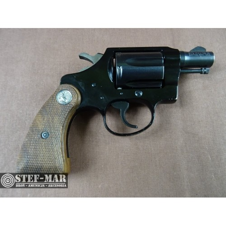 Rewolwer centralny zaplon Colt Cobra, kal. .38 SP [G309]