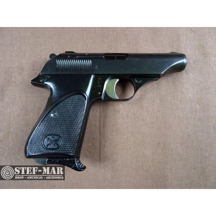 Pistolet centralny zaplon Bernardelli 60, kal. 7,65 BR [C803]