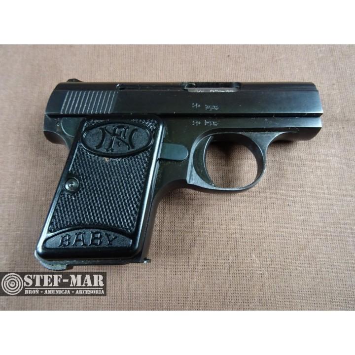 Pistolet centralny zaplon FN Baby, kal. 6,35mm [C867]