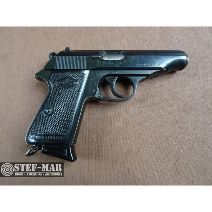 Pistolet centralny zaplon Manurhin PP, kal. 7,65mm [C916]