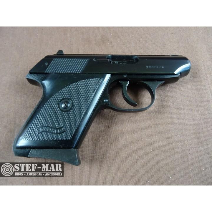 Pistolet centralny zaplon Walther TPH, kal. 6,35mm [C920]