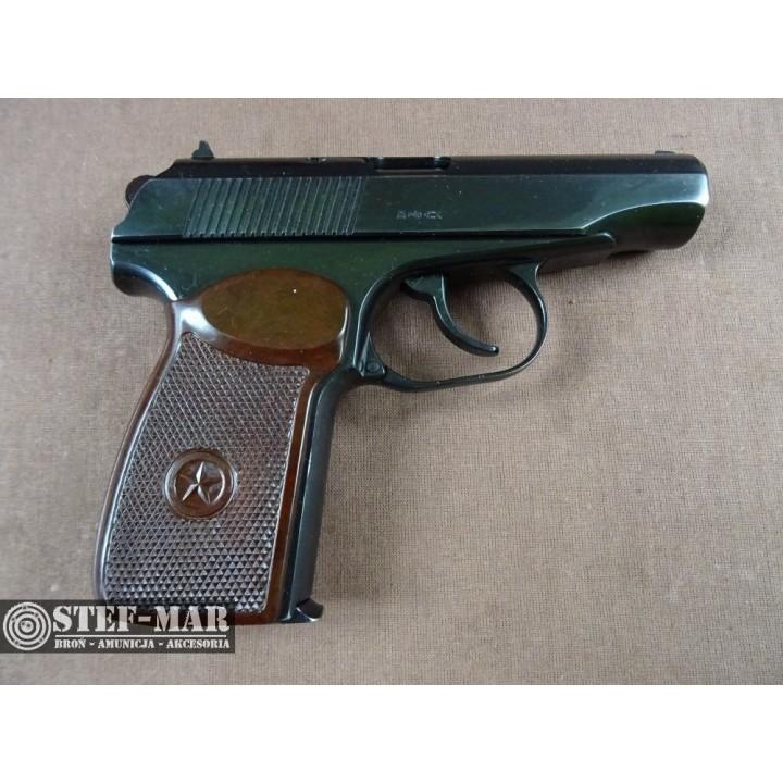 Pistolet centralny zaplon Makarov PM, kal. 9mm Mak. [C871]