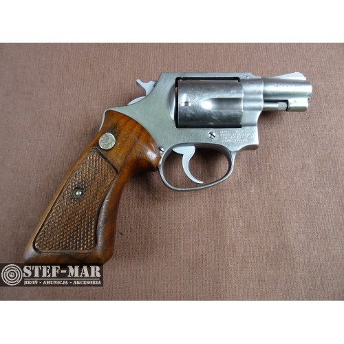 Rewolwer centralny zaplon Smith & Wesson 60, kal. .38 SP [G300]