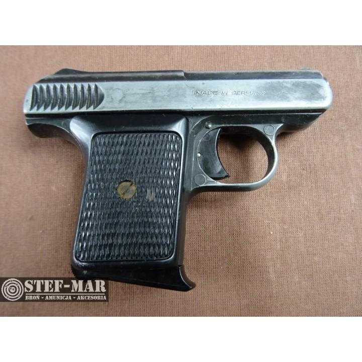 Pistolet centralny zaplon Rhoner SM 11, kal. 6,35 Br. [C846]