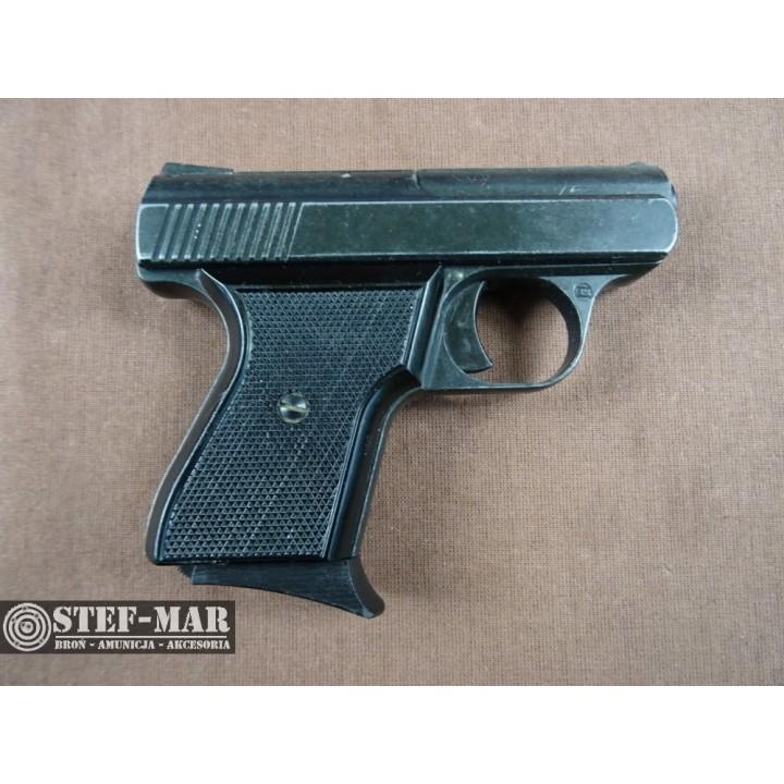 Pistolet centralny zaplon Rhoner SM 115, kal. 6,35 Br. [C847]