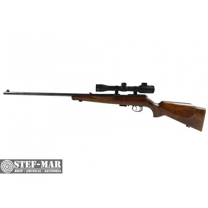 KBKS karabinek sportowy Anschütz J.G. 1515/16, kal. .22 Magnum [S851]