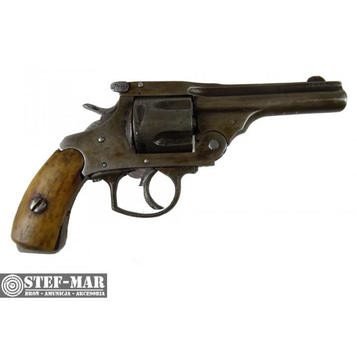 Rewolwer centralny zapłon Smith & Wesson 38DA, kal. .38 S&W [G315]