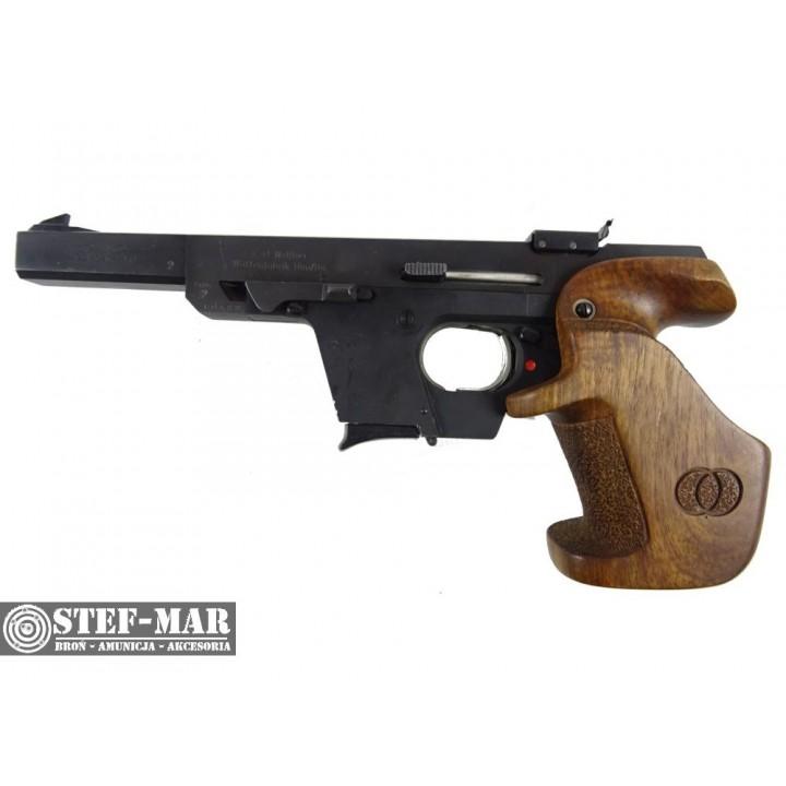 Pistolet boczny zapłon Walther GSP, kal. .22 Long Rifle [Z514]