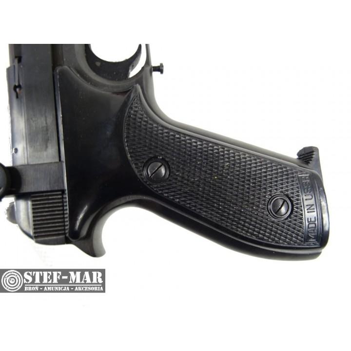 Pistolet boczny zapłon Margolin MZM, kal. .22 Long Rifle [Z597]